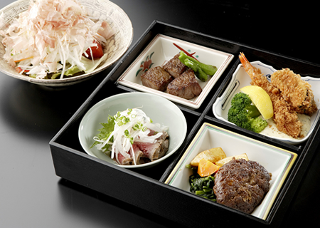 Shokado lunch box